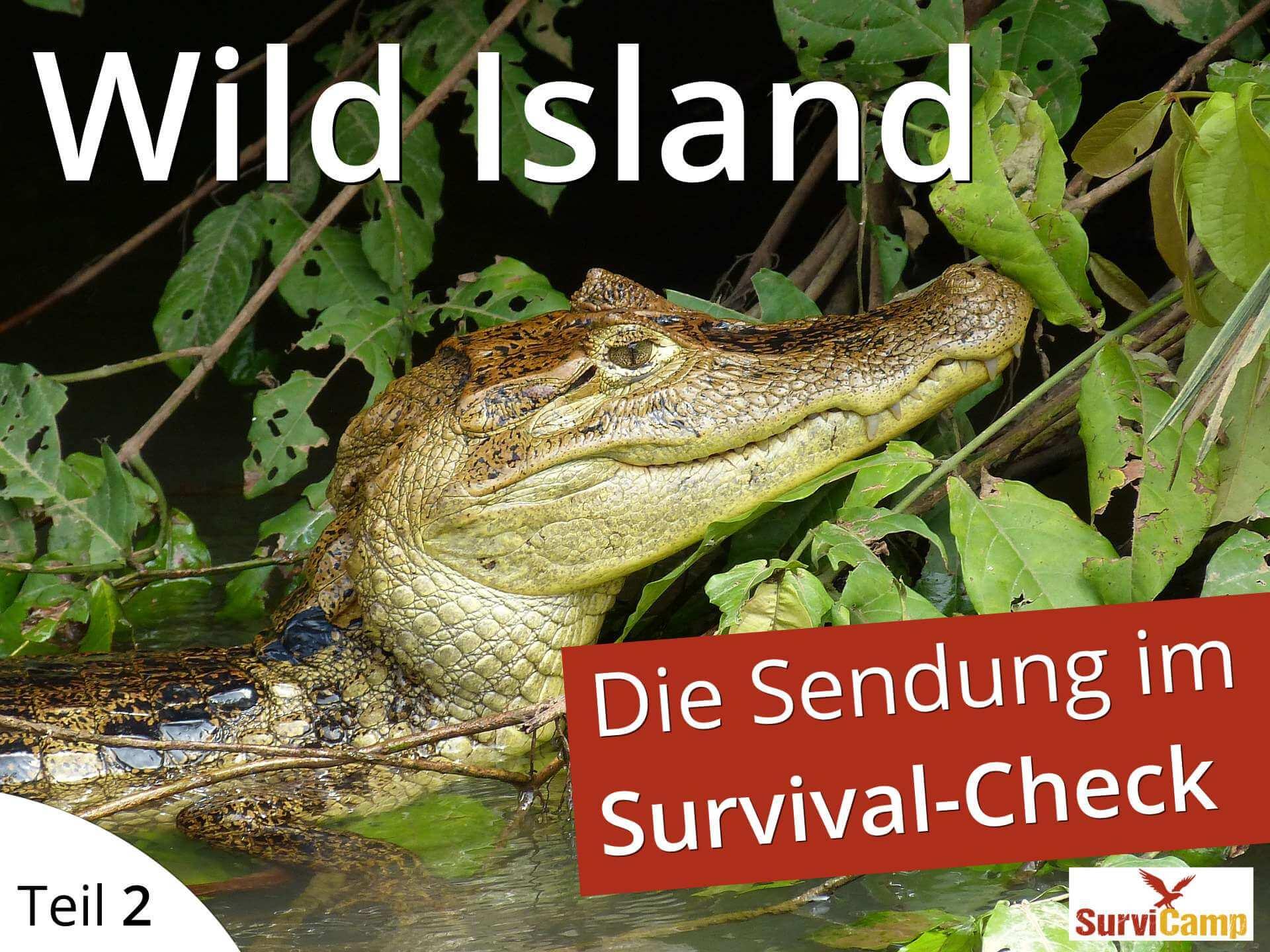 Wild Island Pro7